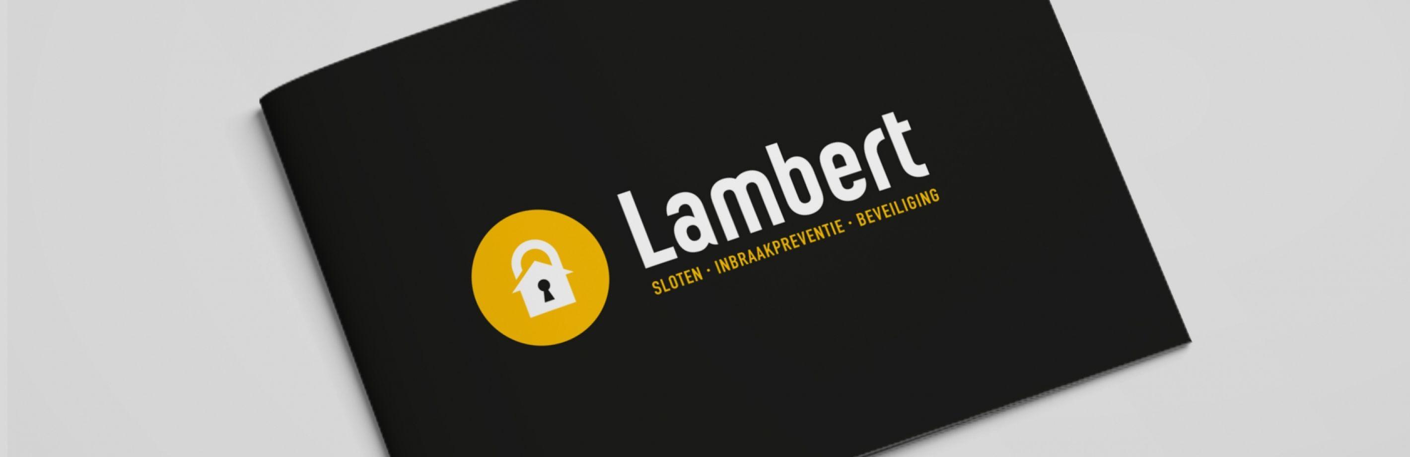 Logo sleutelservice Lambert