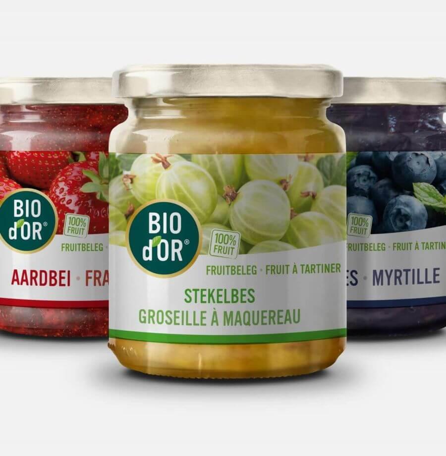 Bio d'Or Fruitbeleg