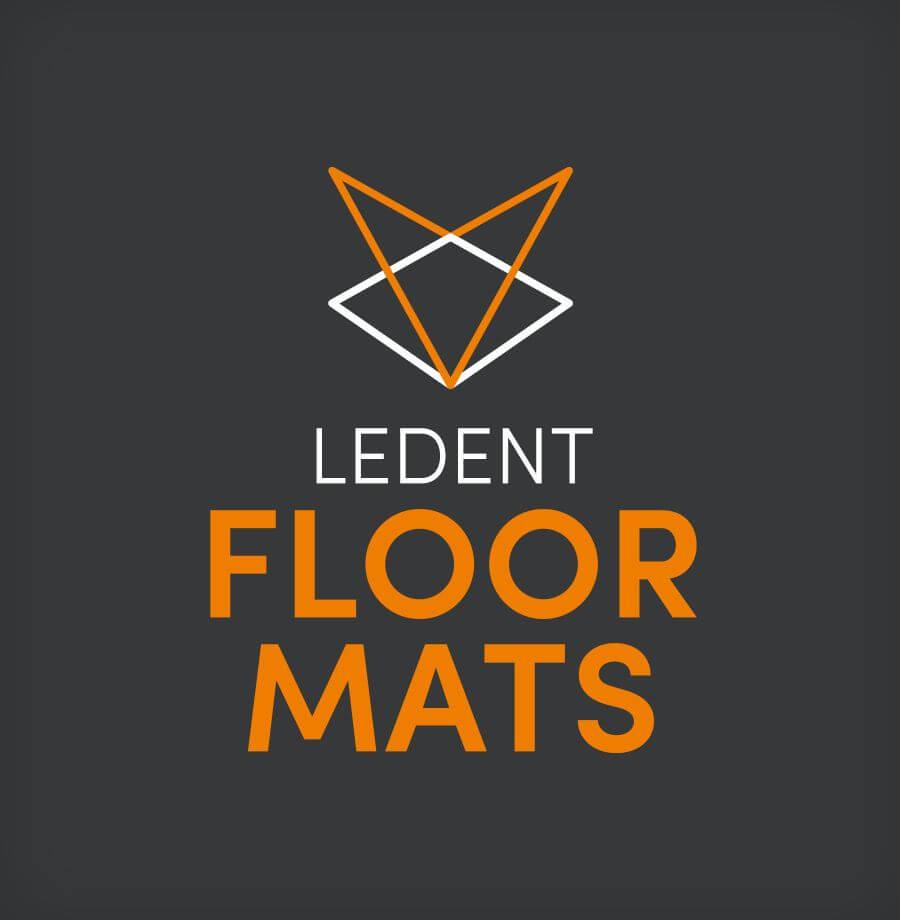 Logo ontwerp Ledent Floor Mats