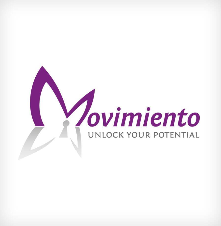 Logo ontwerp Movimiento