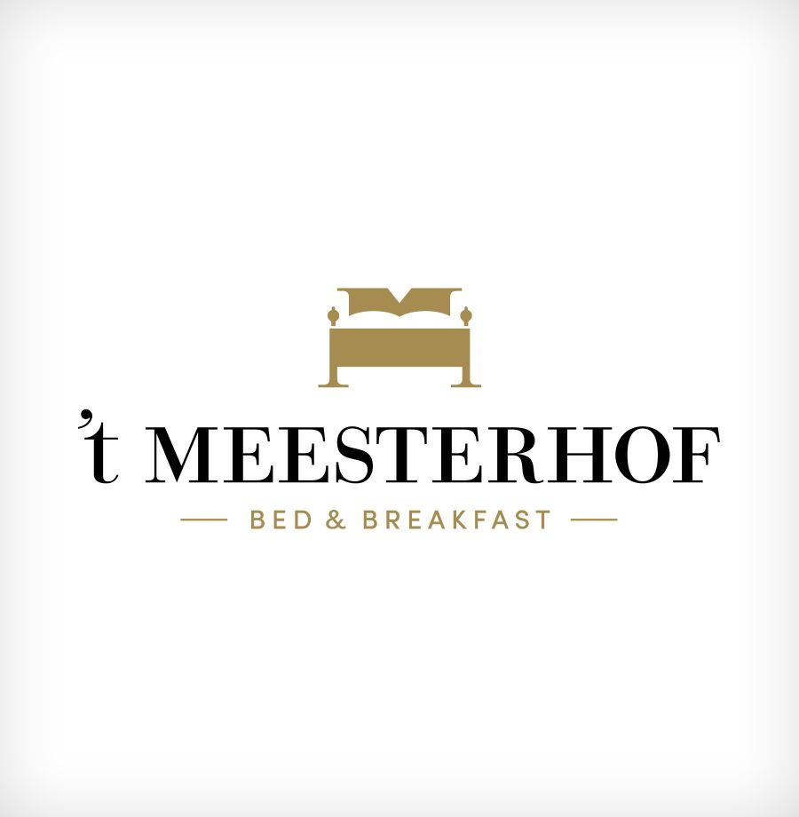 Logo ontwerp 't Meesterhof