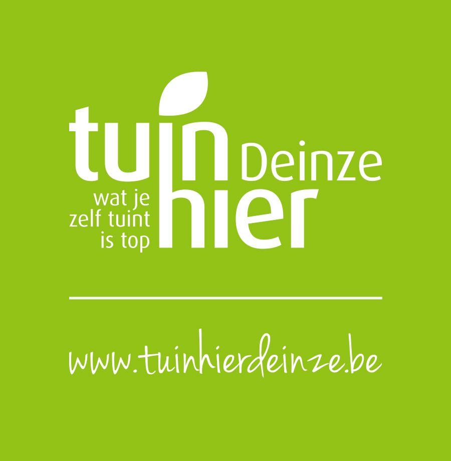 Tuinhier Deinze Logo