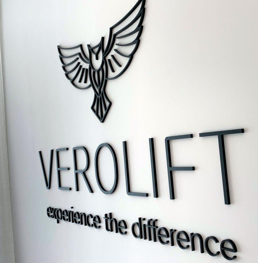 Verolift showroom