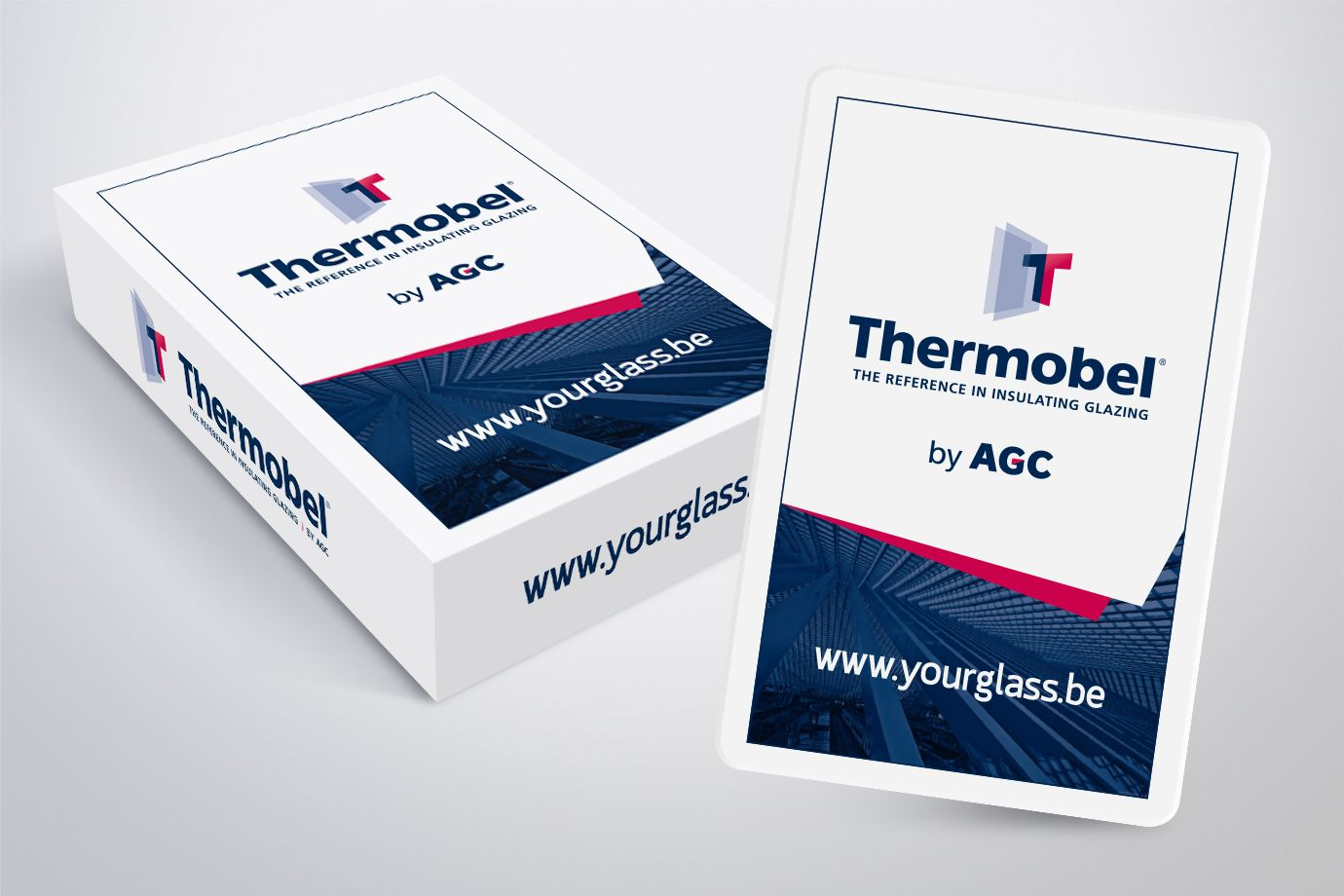 AGC Thermobel Kaartspel
