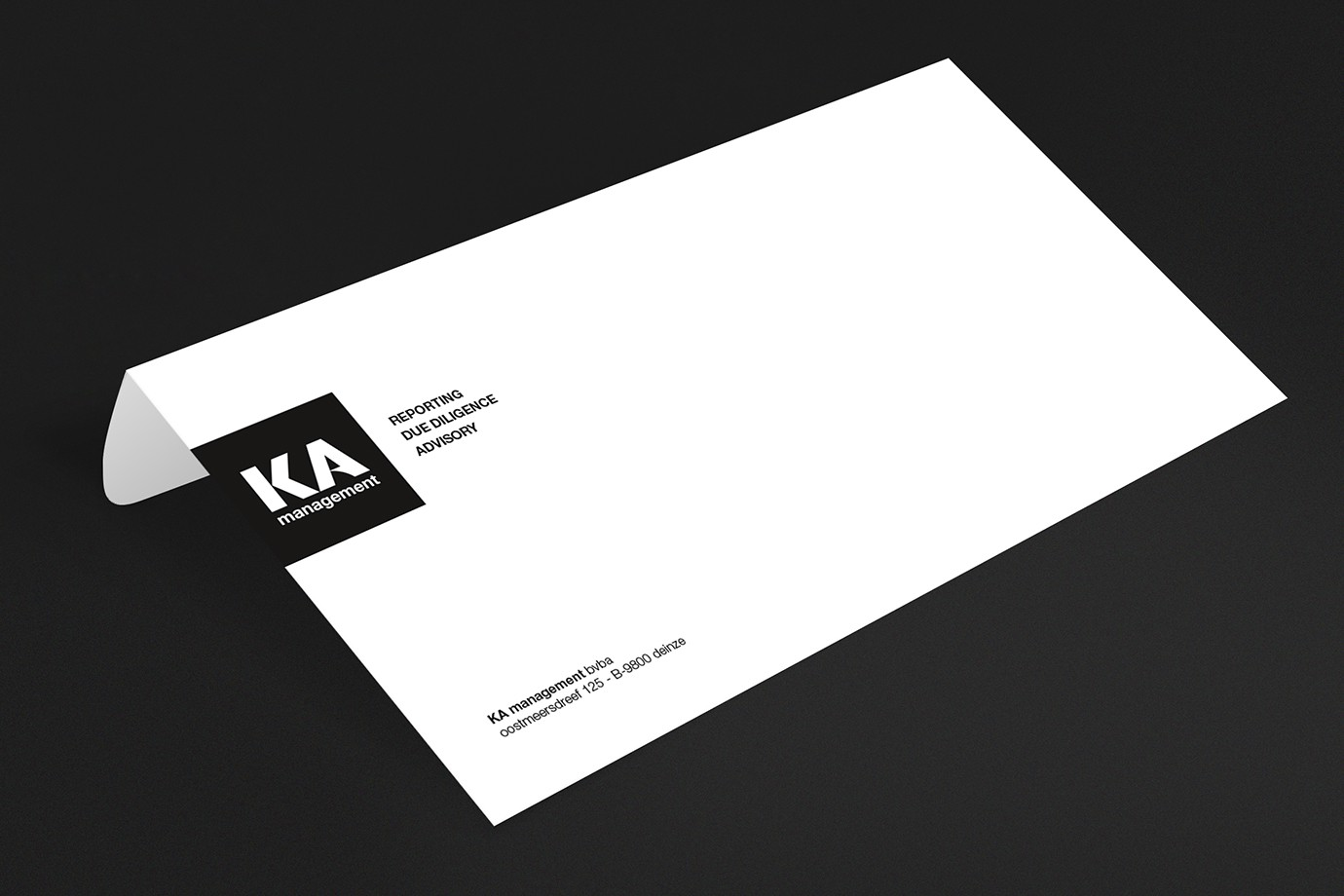 KA management envelop