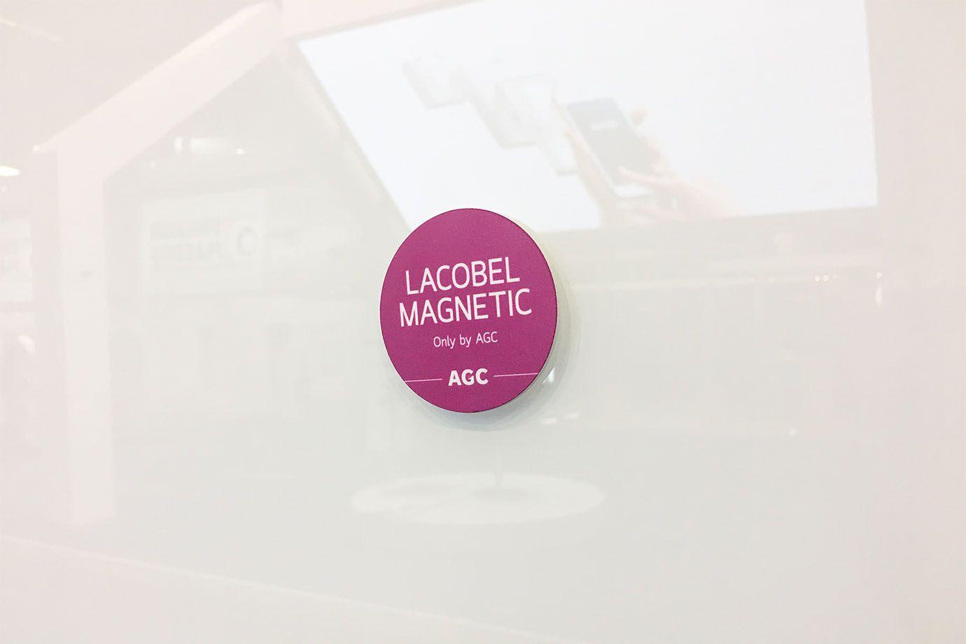 Magneet Lacobel Magnetic