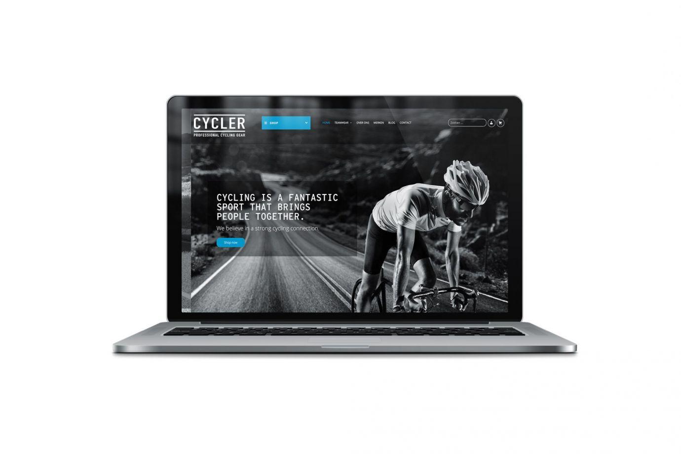 Cycler webshop