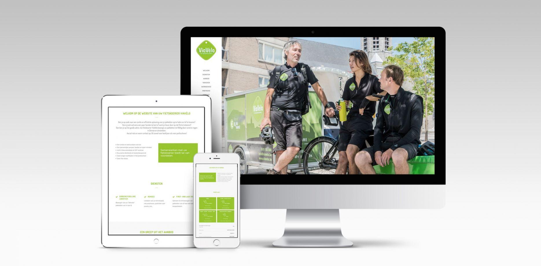 Viavelo website