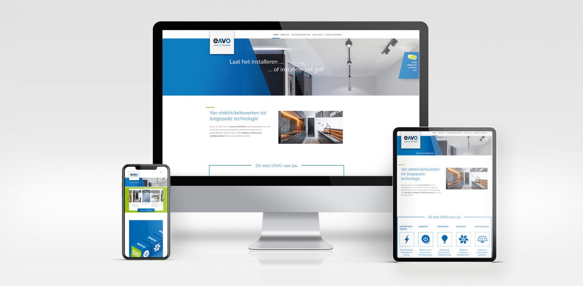 EAVO website