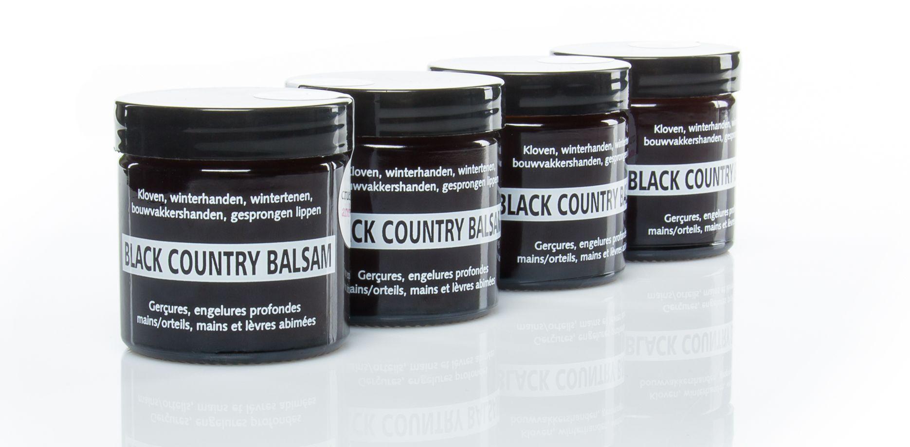 Black Country Balsam Potjes