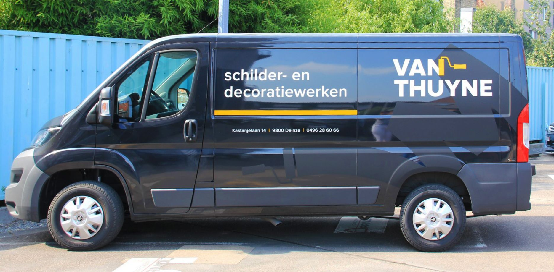 Van Thuyne Voertuigbelettering
