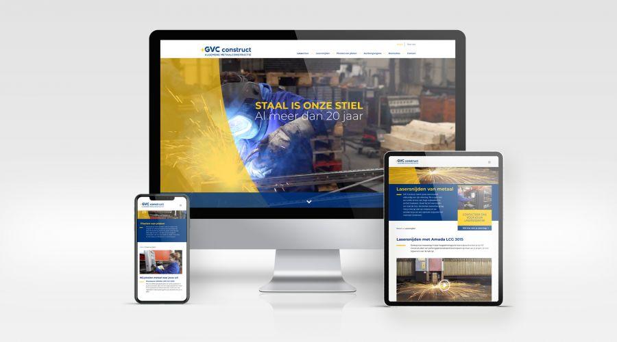 GVC Construct website